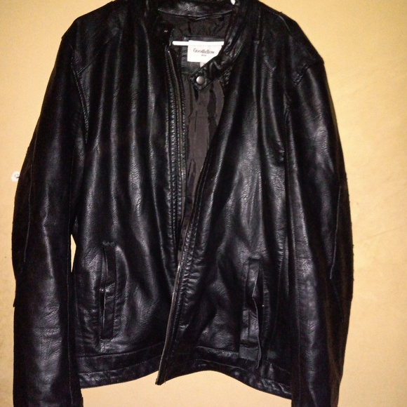 Goodfellow & Co Other - Black buttersoft men's Leather jacket